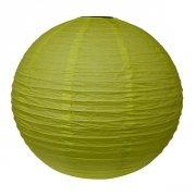 Sfera lampione gigante verde