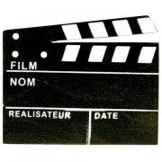 Segnaposto Hollywood (15 cm)