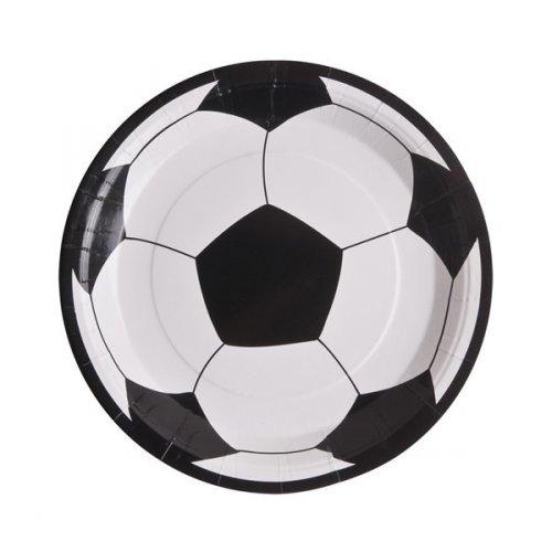 10 Piatti Tifosi di Calcio