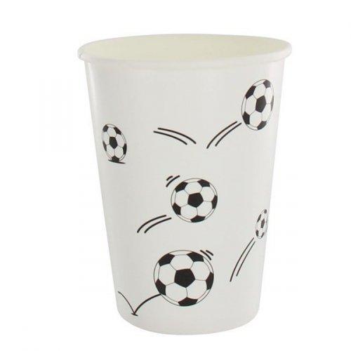10 Bicchieri Tifosi Calcio