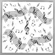 20 Tovaglioli Musica