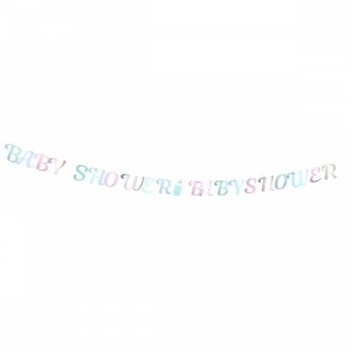 Festoni lettere Baby Shower