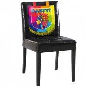 Decorazione per sedia - Indiano arcobaleno