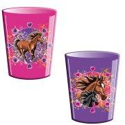 8 Bicchieri Cavallo Indomito