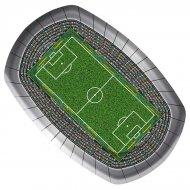 8 Piatti Stadio di Calcio