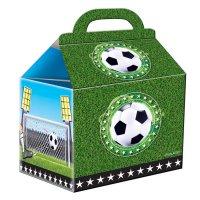 Contiene : 1 x 4 Scatole regalo Stadio di calcio