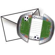 8 Inviti Stadio di calcio