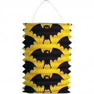 Lanterna Halloween pipistrello