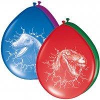 Contiene : 1 x 6 palloncini Dinosauro