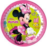 8 Piatti Minnie Happy