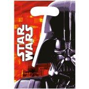 6 Sacchetti regalo Star Wars Empire