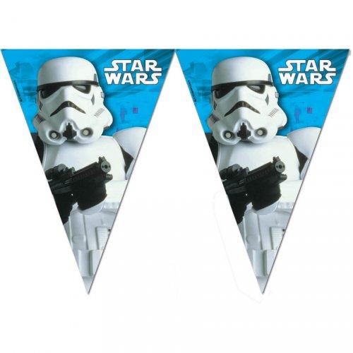 Ghirlanda bandierine Star Wars Impero