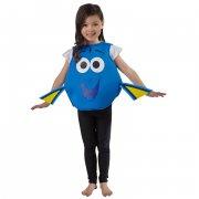 Costume Dory Imbottito 3-4 anni