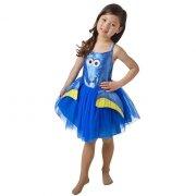 Costume Vestito Dory 3-4 anni