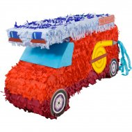 Pinata Camion dei Pompieri Maxi (55 cm)