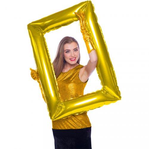 Cornice Gonfiabile Oro (60 x 85 cm)