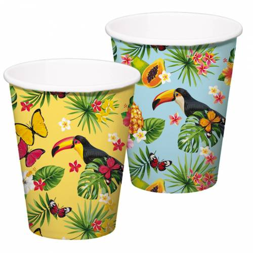 8 Bicchieri Tucano Party