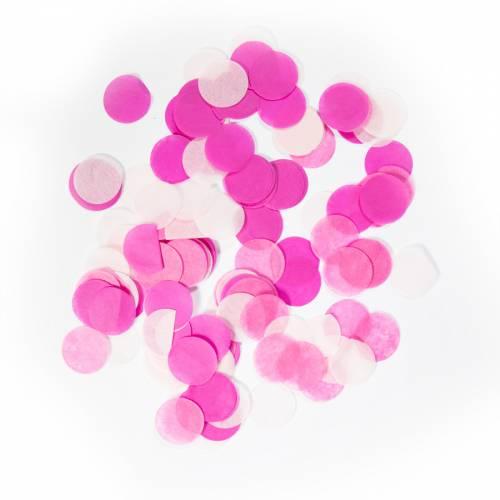 Mix coriandoli - Rosa