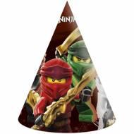 6 Cappelli Ninjago