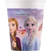 8 Bicchieri Frozen 2 - Compostabili