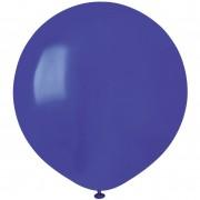 10 palloncini blu reale opachi Ø48cm