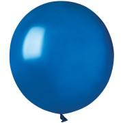 10 palloncini blu reale madreperla Ø48cm