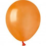 50 Palloncini Arancione Perlato Ø 13 cm