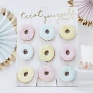 Supporto per donuts - Murale