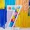 Struttura di Palloncini Numero 7 (81 cm) images:#0