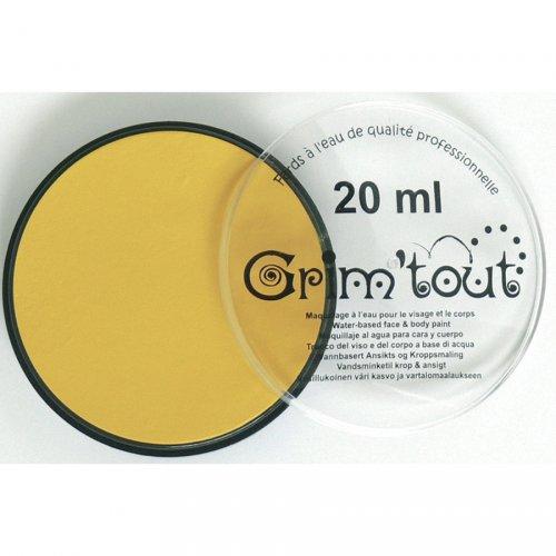 Trucco Pro Fard Giallo sole