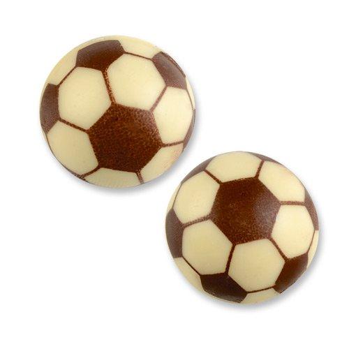 4 Palloni da calcio al cioccolato