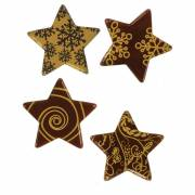 4 Stelle dorate - Cioccolato fondente