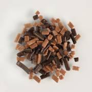 Fiocchi di zucchero da spargere (50g) - Cioccolato