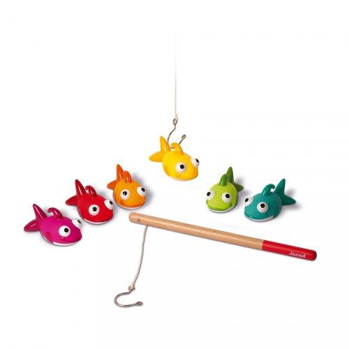 Gioco Pesca con Lenza Fishy