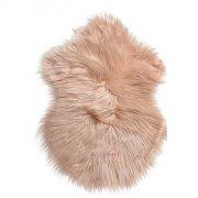 Mini Tappeto di Natale Cosy (55 cm) - Rosa chiaro