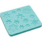 Stampo per dolci morbidi al cioccolato Fiocchi di neve