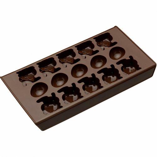 Stampo per cioccolatini Uova e Conigli
