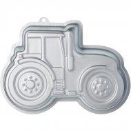 Stampo trattore in rilievo (26 cm) - Metallo