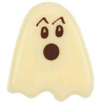 5 Fantasmi in cioccolato bianco