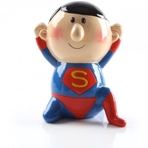 Salvadanaio Superman