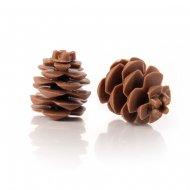 1 Pigna (4 cm) - Cioccolato al latte