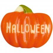 4 Zucche di Halloween (3,5 cm) - Cioccolato bianco
