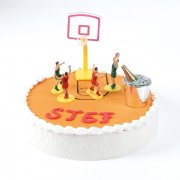 Kit decorazione basket