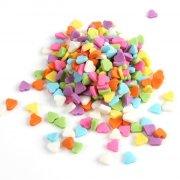 Zuccherini cuori arcobaleno (50 g)