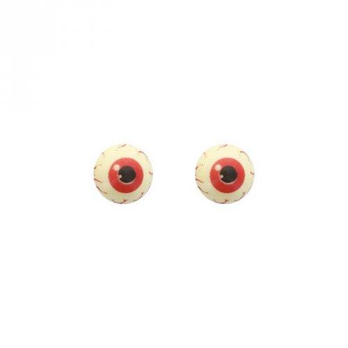 1 Occhio (2,2 cm) - Cioccolato bianco