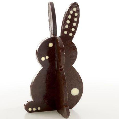 Stampo Coniglio e Uova 3D