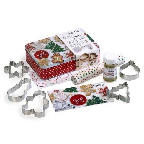 Kit creativo biscotti di Natale