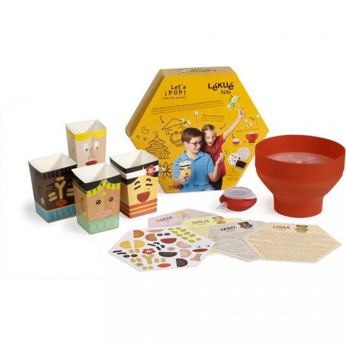 Kit pasticcere junior - Pop Corn dal Mondo