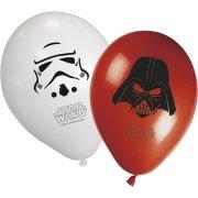 8 Palloncini Star Wars