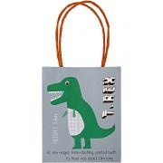 8 sacchi regalo Dino Friend